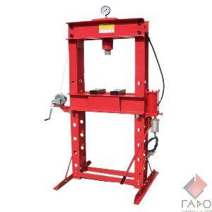 Пресс пневмогидравлический на 40 тонн ZD-07402Q
