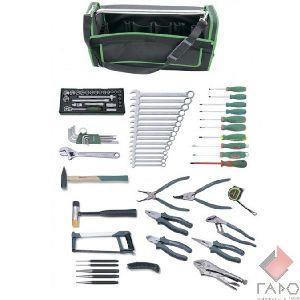 Набор инструмента  универсальный в сумке 78 предметов JONNESWAY C-HA78S