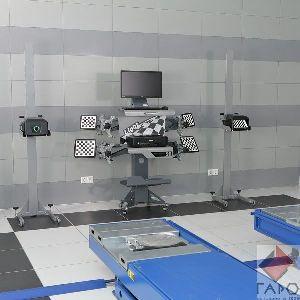 Стенд сход-развала 3D Техно Вектор 7202 MC