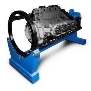 Стенд для разборки-сборки двигателей Р770Е