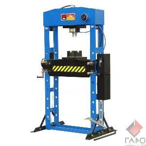 Пресс гидравлический ручной/ножной 50 тонн TS0500F-6