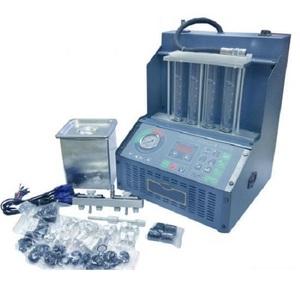 Стенд для промывки и тестирования инжектора со снятием форсунок И-4Б