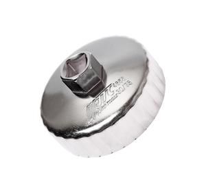 Съемник фильтров масляных 75мм 30-ти гранный чашка JTC-4668