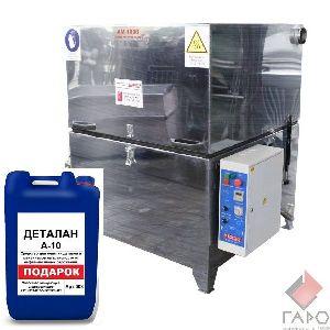 Автоматическая мойка деталей с механическим приводом корзины АМ-1000 ЭКО