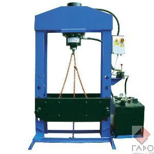 Пресс электрогидравлический напольный на 150 тонн ОМА-667В