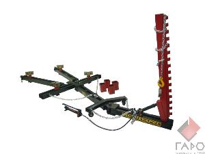 Стапель для кузовного ремонта подкатной AS-7