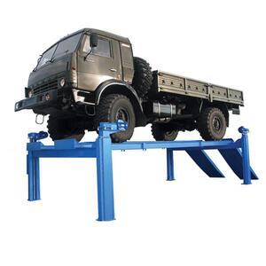 Подъемник четырехстоечный электромеханический (платформа) ПЛ-10 по ТЗ